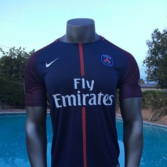 new concept 09fca 8a6fd PSG Neymar Jr soccer jersey NWT